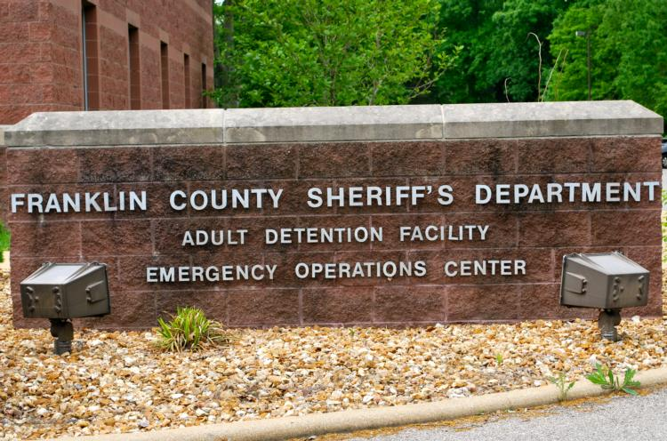 Detention | Franklin County Sheriff's Office | Union, MO